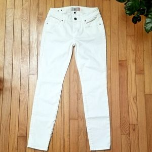 Cabi jeans | white | Slimmie | size 2